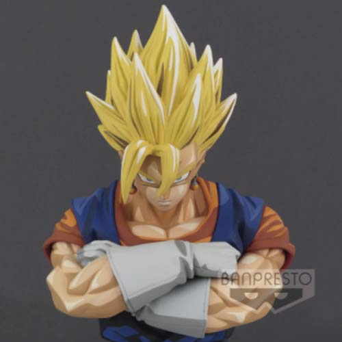 figura vegetto dragon ball z