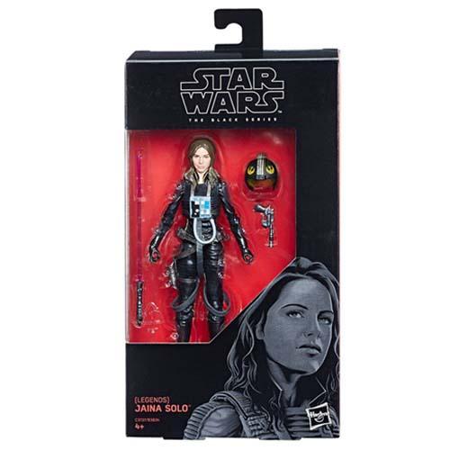 figura jaina solo star wars
