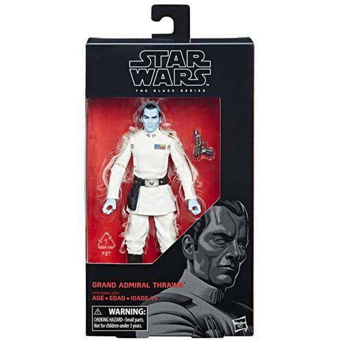 figura star wars black series grand admiral thrawn