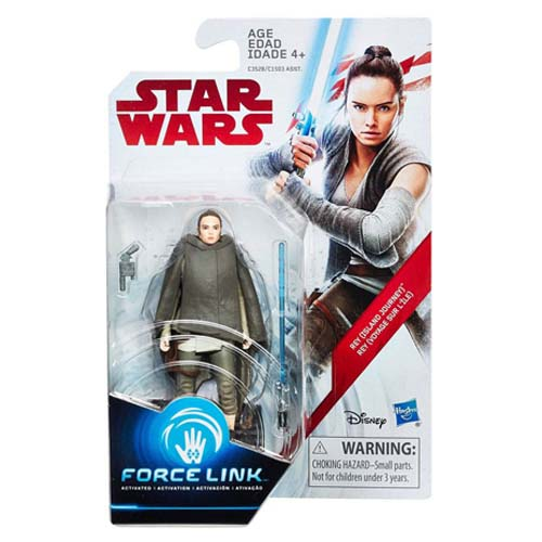 figura star wars rey force link