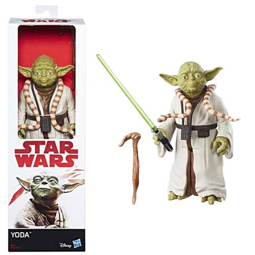 figura star wars yoda 30 cm