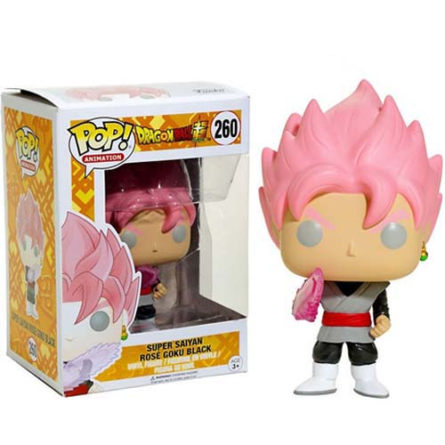 funko pop dragon ball super goku rose