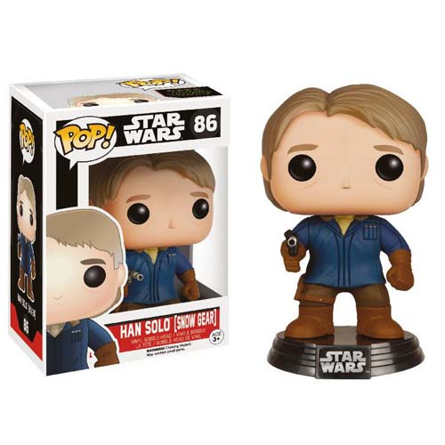 funko pop han solo star wars exclusive