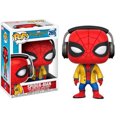 funko pop spiderman homecoming
