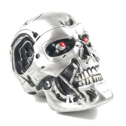 réplica esqueleto terminator génesis