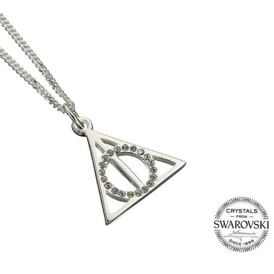 colgante harry potter swarovski