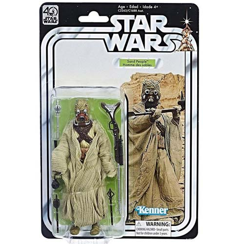 Figura black series star wars tursken raider