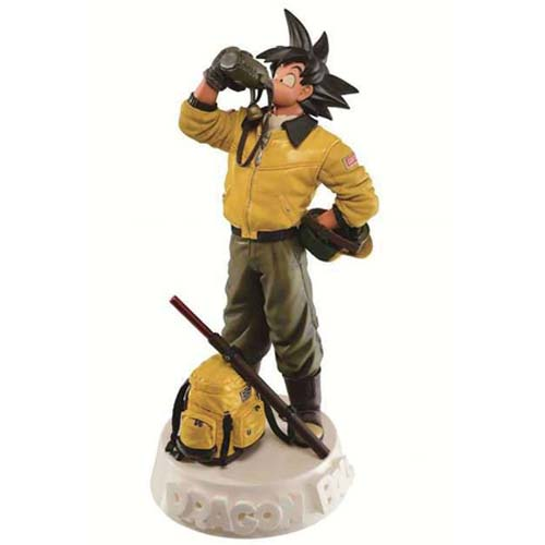 figura dragon ball z goku 18 cm