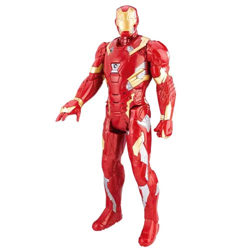 figura iron man marvel vengadores