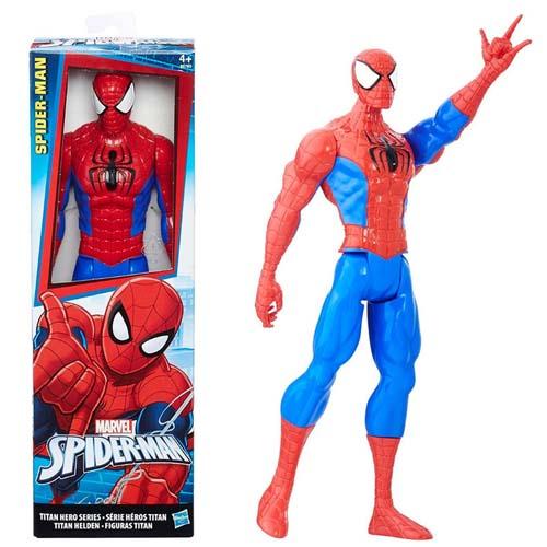 figura spiderman 30 cm