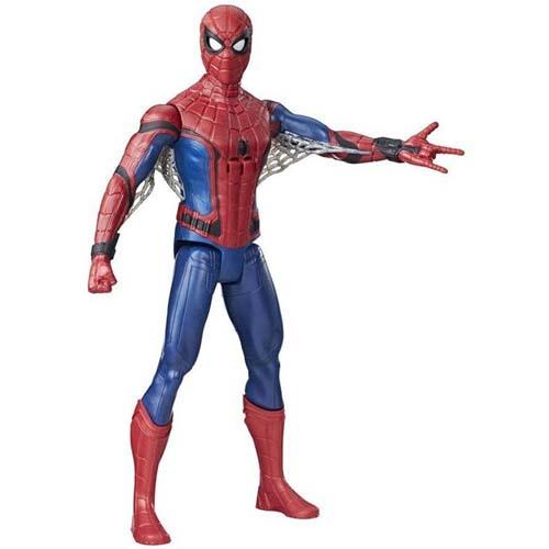 figura spiderman marvel visión fx 30 cm