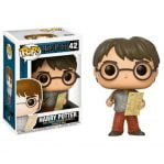 funko pop harry potter con mapa