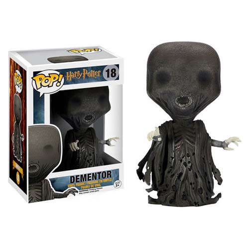 funko pop harry potter dementor