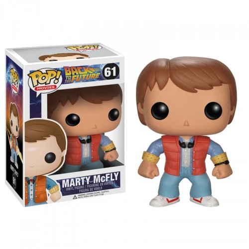 funko pop marty macfly regreso al futuro