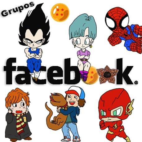 Grupos Facebook Frikipolis