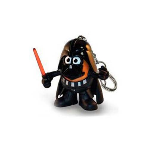 llavero darth vader star wars potato
