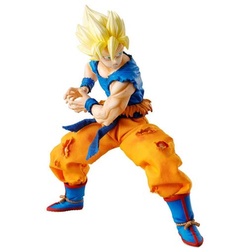 figura son goku dragon ball 17 cm