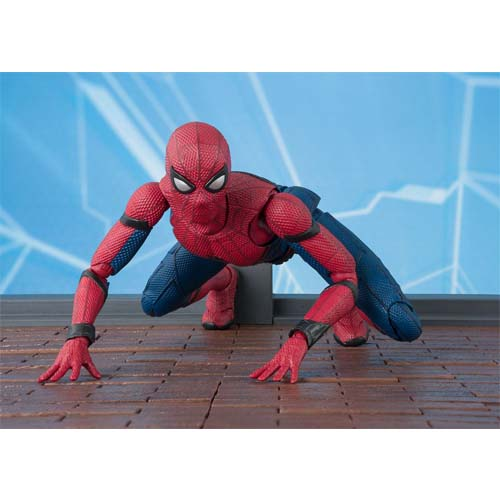 figura spiderman homecoming 15 cm