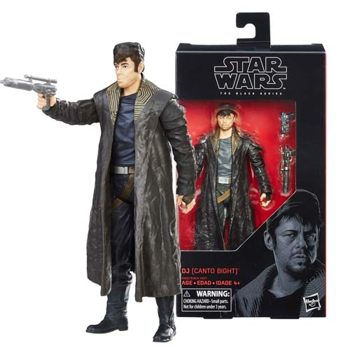 figura star wars black series dj