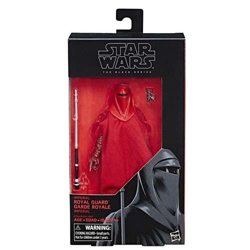 figura star wars black series imperial royal guard