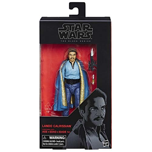 figura star wars black series lando calrissian