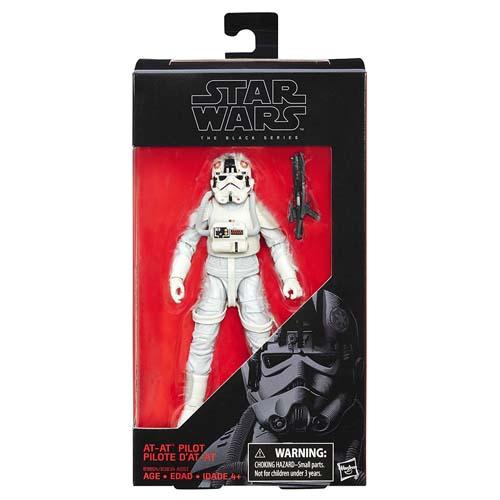 figura star wars black series piloto at at