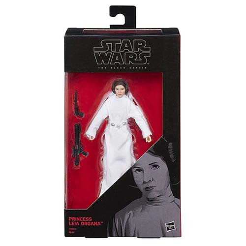 figura star wars black series princesa leia