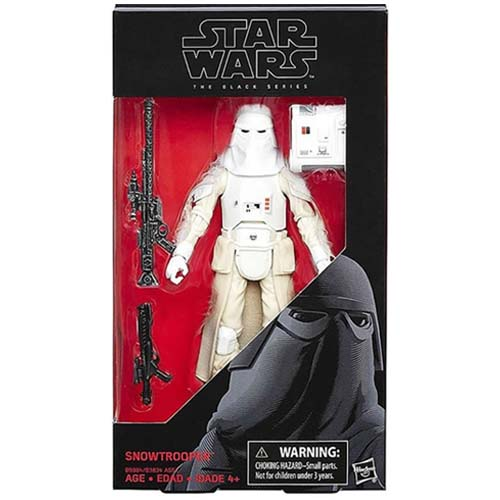 figura star wars black series snowtrooper