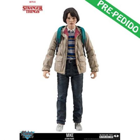figura stranger things 2 mike