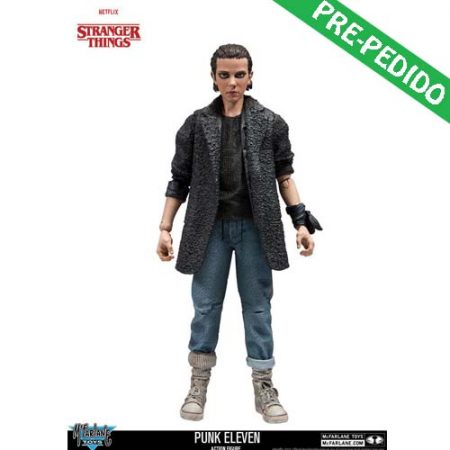 figura stranger things once punk