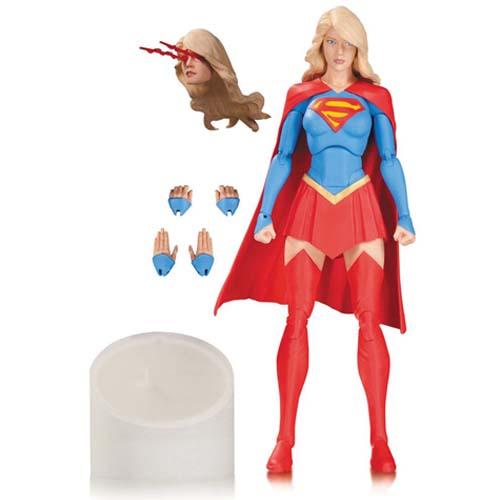 figura supergirl dc comics