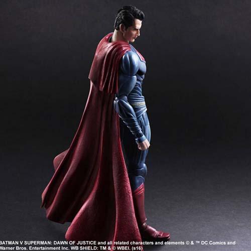 figura superman dc comics 25 cm
