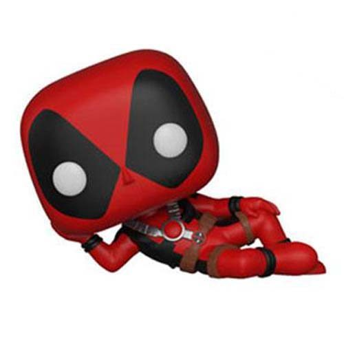 funko pop deadpool marvel parody