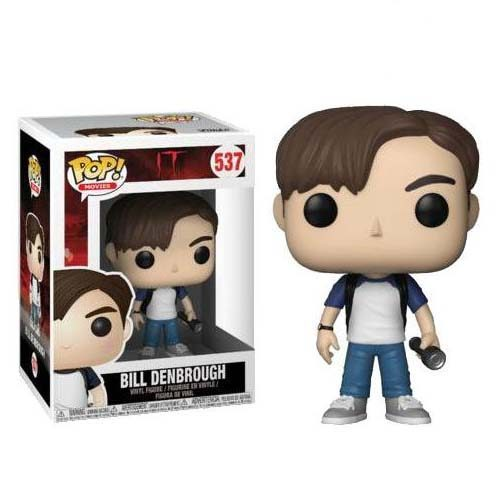 funko pop it bill denborugh