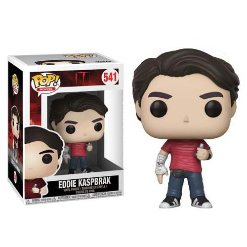 funko pop it eddie kaspbrak