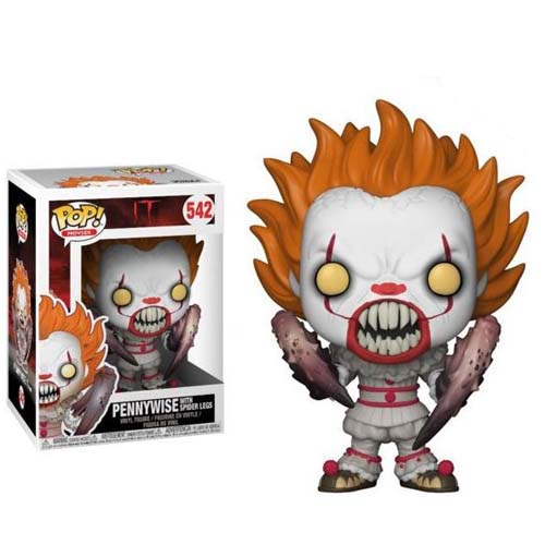 funko pop it pennywise spider legs