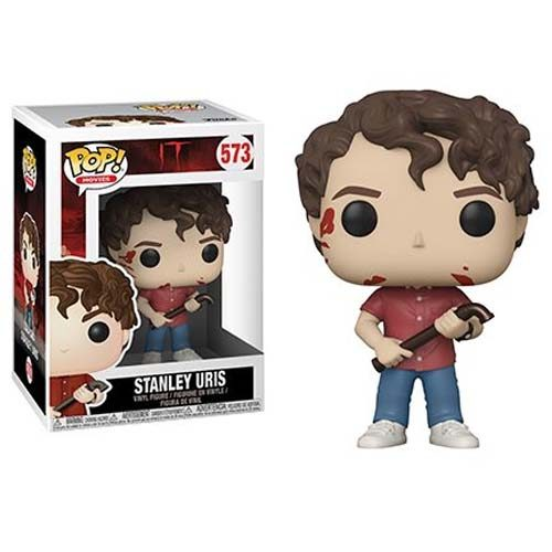 funko pop it stanley uris stephen king