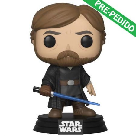 funko pop star wars luke skywalker batalla final