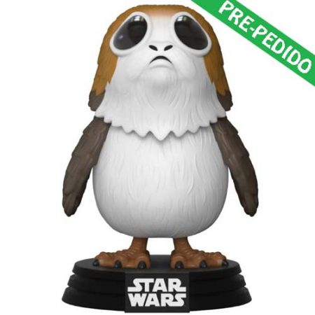 funko pop star wars sad porg