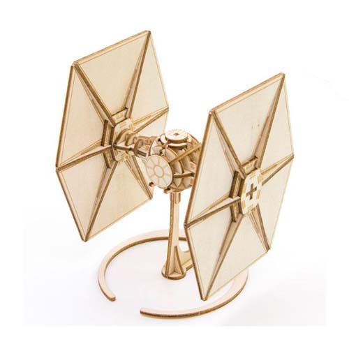 maqueta star wars tie figther