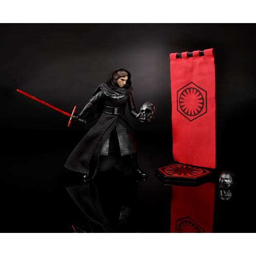 pack star wars black series kylo ren