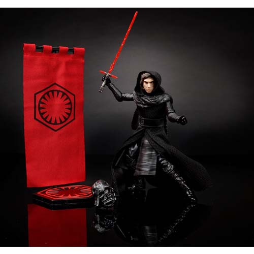 pack kylo ren black series star wars