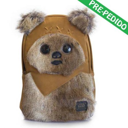 mochila star wars ewok loungefly