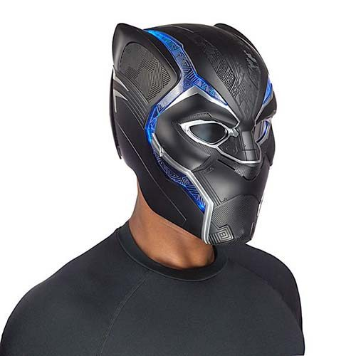 casco black panther hasbro 1