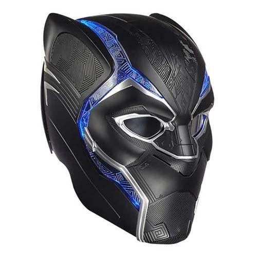 casco black panther hasbro