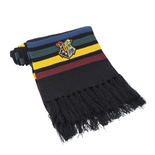 bufanda hogwarts harry potter colors