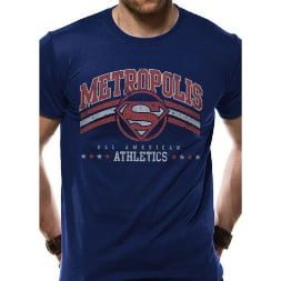 Camisetas DC Cómics