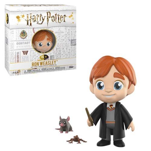 funko 5 star ron weasley harry potter