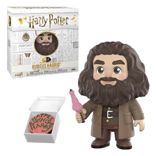 funko 5 star rubeus hagrid harry potter