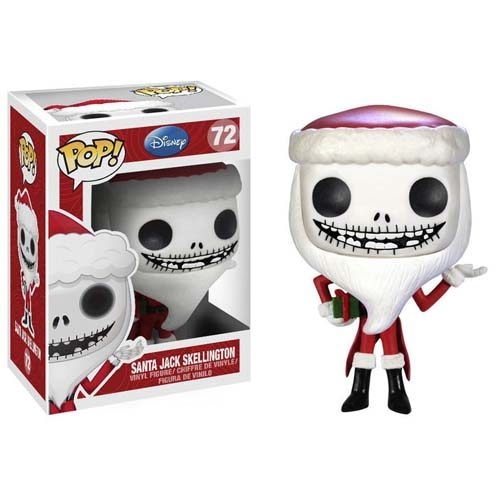 funko pop santa jack skellington